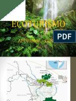 ECOTURISMO APURIMAC CUSCO
