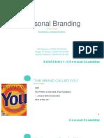 Personal Branding Final