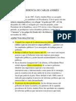 Segunda Presidencia de Carlos Andrés Pérez (1)