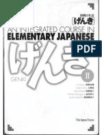 Genki II Textbook.pdf