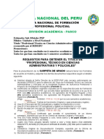RequisitosTitulacion pnp