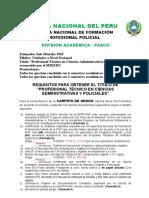 RequisitosTitulacion pnp