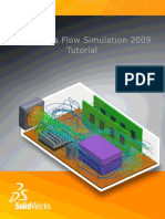 SolidWorks Flow Simulations 2009 Tutorial-2009 RUS