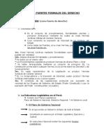 (Cap VI-1) La Legislacion (1)