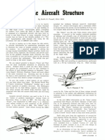Geodetic Aircraft Structure
