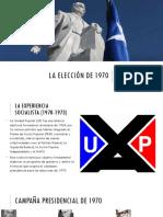 La Elección de 1970