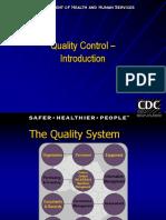 QS Quality Control 1