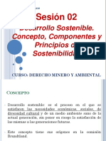 Sesión 02 Derecho Minero y Ambiental