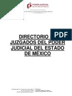 Directorio de Juzgados