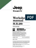 87-88 YJ Repair Manual