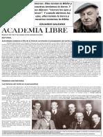 Academia Libre - Boletín 267