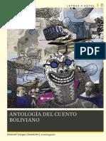 Antologia Del Cuento Boliviano - Varios