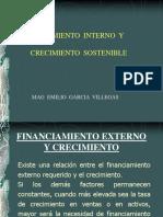 (17)financiamiento externo