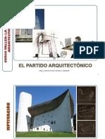 Unidad 3 - Tema2 - El Partido Arquitectónico