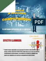El Entorno Específico de La Empresa