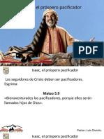Isaac El Prospero Pacificador