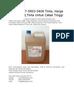 (I-sat) 0857-5903-5408 Tinta,Harga Tinta Offset Tinta Untuk Cetak Tinggi
