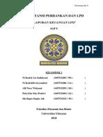 SAP 9 Ak Perbankan Dan LPD Kelompok 3