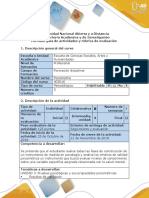 4.4 Guía Formato Propuesta