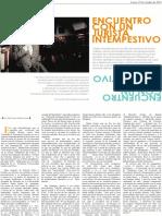 Encuentro con un jurista intempestivo (Fernando de Trazegnies), Juan Carlos Valdivia Cano