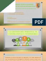Gestion Del Personal Ti Pptx