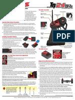 Manual Traxxas 2238-2208-2209-24GHz