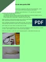 Como Medir a Tensão de Uma Porta USB - Documentos Google