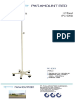 Katalog ParamountBed PC 5003