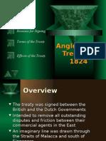 The Anglo-Dutch Treaty (1824)