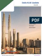 Daily Klse Report Malaysia 2nd Nov 2018