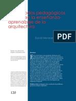 2473-Texto Del Artículo-6257-1!10!20140423 Metodos Activosarquitectura