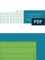 UCLA Summer Guide