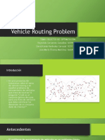 Vehicle Routing Problem.