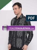 TOKOTENUNJEPARA.com - Jual Kain Tenun Troso Jepara & Baju Tenun Pria Wanita Model Terbaru