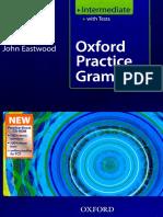 Oxford Practice Grammar Intermediate by John Eastwood