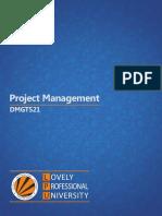 Ba7202 Financial Management