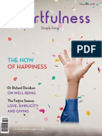 Heartfulness Magazine - November 2018 (Volume 3, Issue 11)