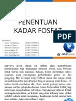 Ppt Penentuan Fosfat Kel 2_(1)-1