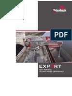 Telestack Ports Terminals Brochure 2017