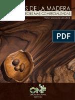 Precios de La Madera 2018