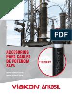Accesorios Cables Potencia XLPE