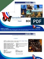 Booklet Sawasdee Thailand Project Winter 2015