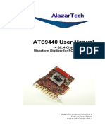 ATS9440 User Manual V1 0