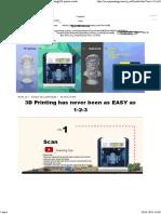 Da Vinci 1.0 AiO _ 3D Printer _ Product - XYZprinting _3D Printer Models _ Domestic 3D Printers _ 3D Printers