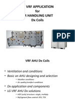 6 VRV AHU Application