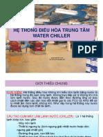 Hệ Thống Điều Hòa Trung Tâm WATER CHILLER