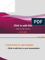 Business Ppt Template 009