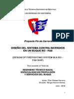 Proyecto Instalaciones PCI en buque