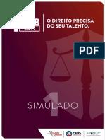 #1º Simulado OAB XXVI - 1ª Fase (2018) - CERS(2).pdf