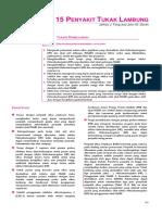 15 Penyakit Ulkus Peptikum (Regimen Pengobatan h.pylory)